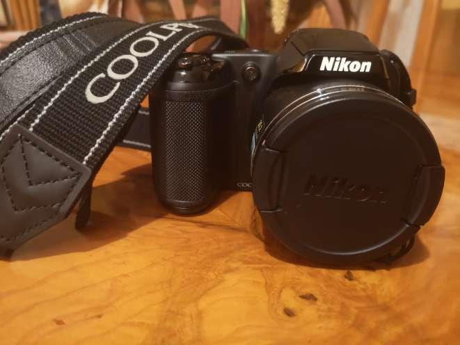 Imagen producto  Cámara compacta Nikon Coolpix L340  3