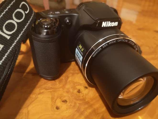 Imagen producto  Cámara compacta Nikon Coolpix L340  5