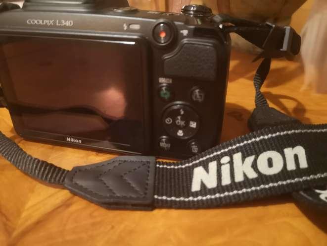 Imagen producto  Cámara compacta Nikon Coolpix L340  9
