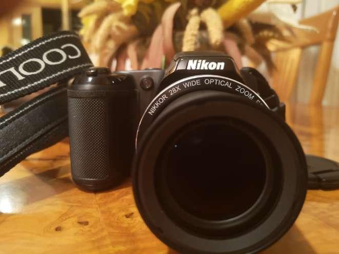 Imagen producto  Cámara compacta Nikon Coolpix L340  10