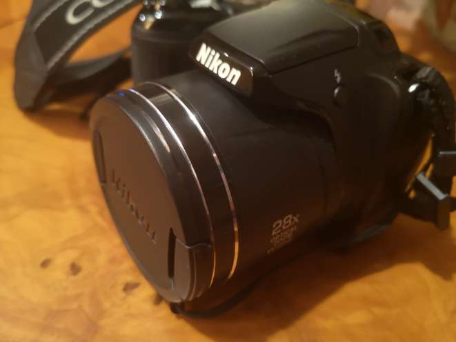 Imagen producto  Cámara compacta Nikon Coolpix L340  7