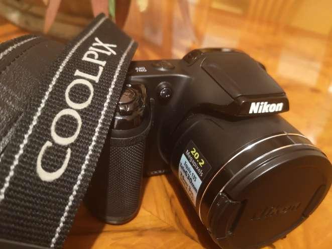 Imagen producto  Cámara compacta Nikon Coolpix L340  6