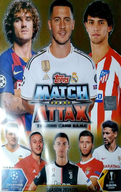 Imagen producto Topps Match Attax 2019/20 9