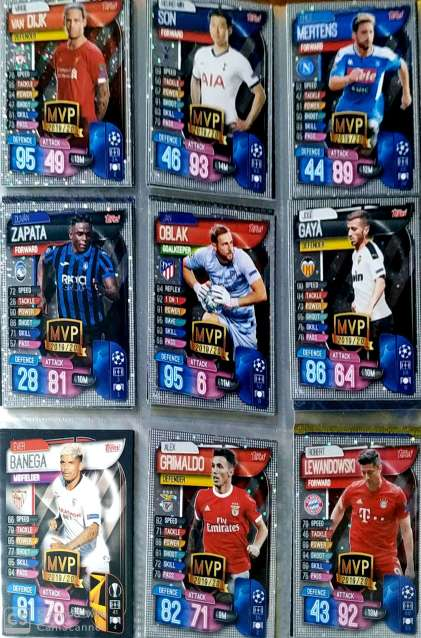 Imagen producto Topps Match Attax 2019/20 4