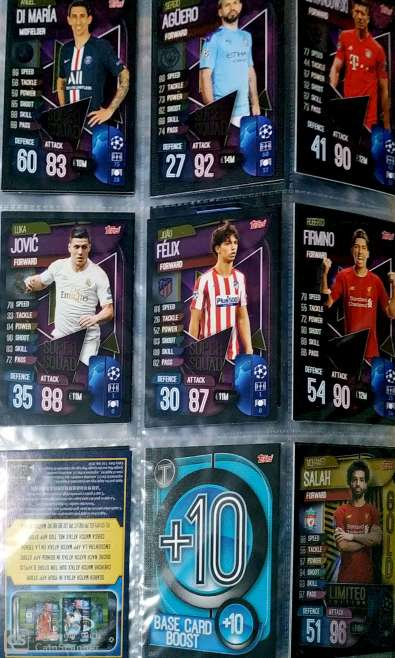 Imagen producto Topps Match Attax 2019/20 10