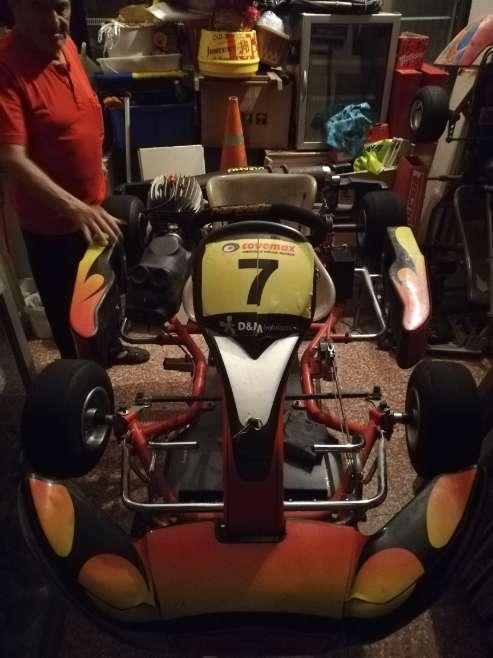 Imagen Karting de competición