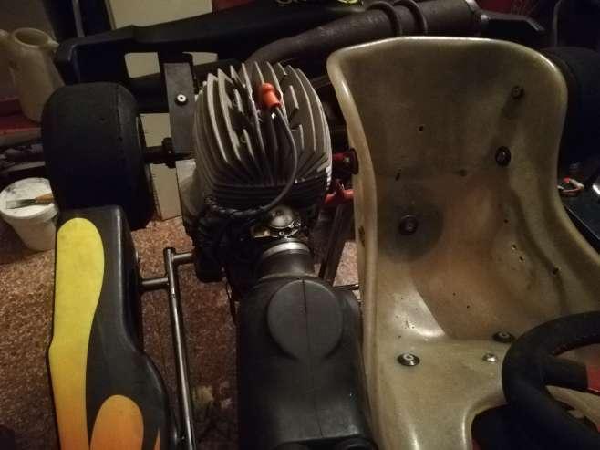 Imagen producto Karting de competición  3