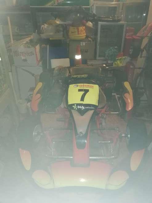 Imagen producto Karting de competición  2