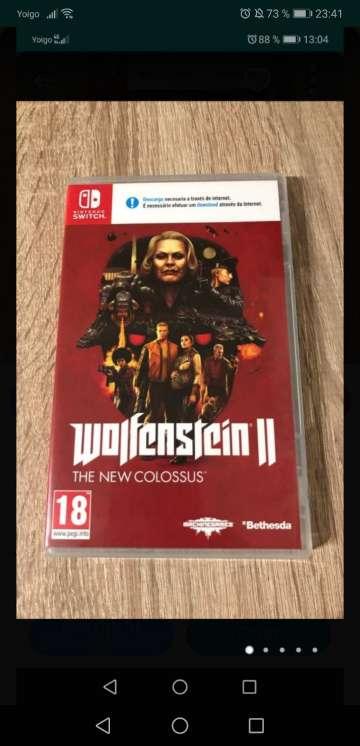 Imagen Wolfenstein the colosus