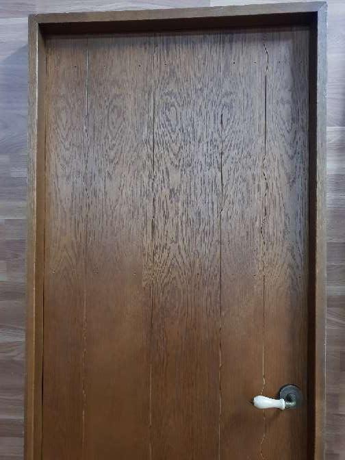 Imagen producto Puerta de paso madera 3