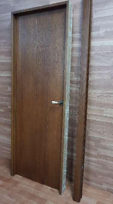 Imagen producto Puerta de paso madera 4