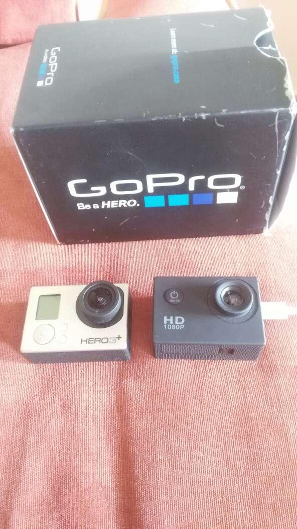 Imagen producto Gopro héroe 3+ y cámara deportiva  4