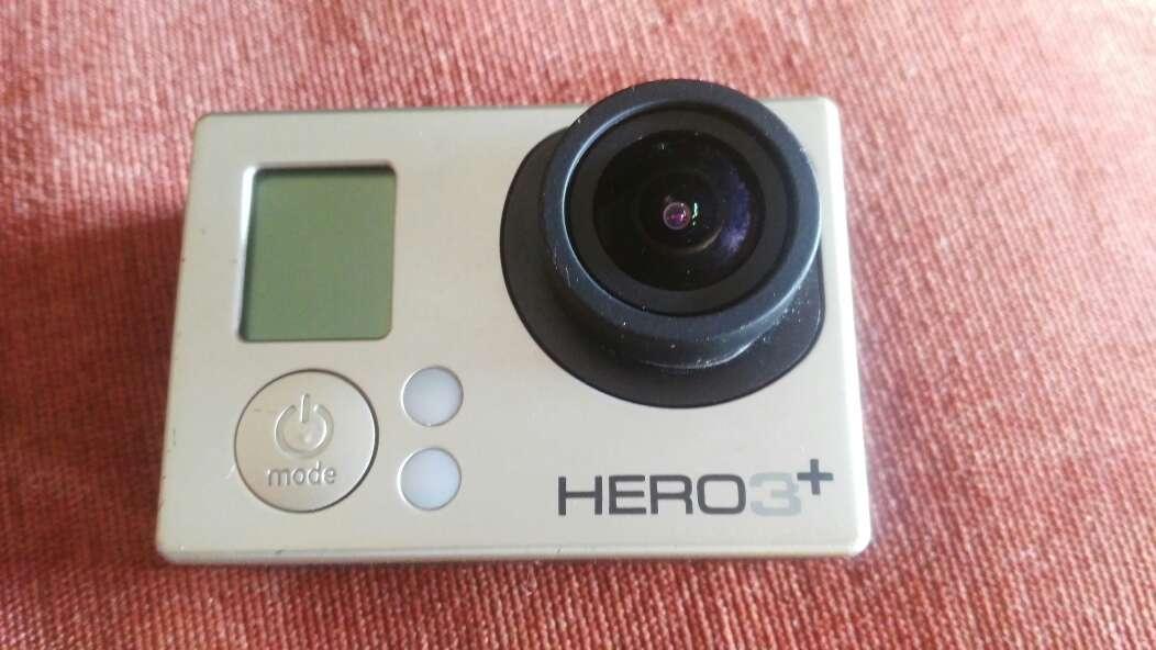 Imagen producto Gopro héroe 3+ y cámara deportiva  3