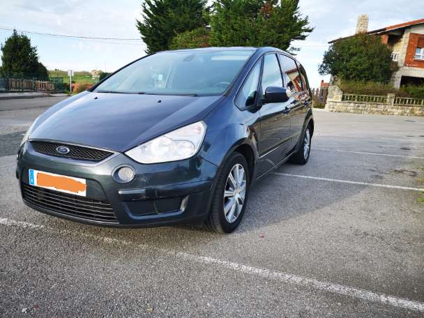 Imagen producto Ford Smax 140cv 2
