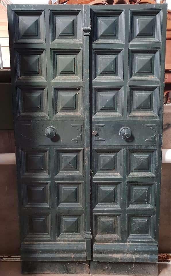 Imagen Puerta entrada hierro