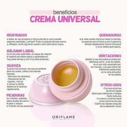 Imagen producto Productos de oriflame  5