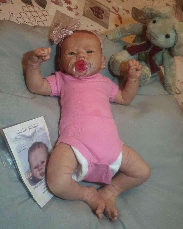 Imagen producto Bebé reborn m 1