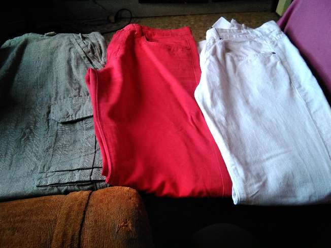 Imagen producto Pantalones de hombre 3