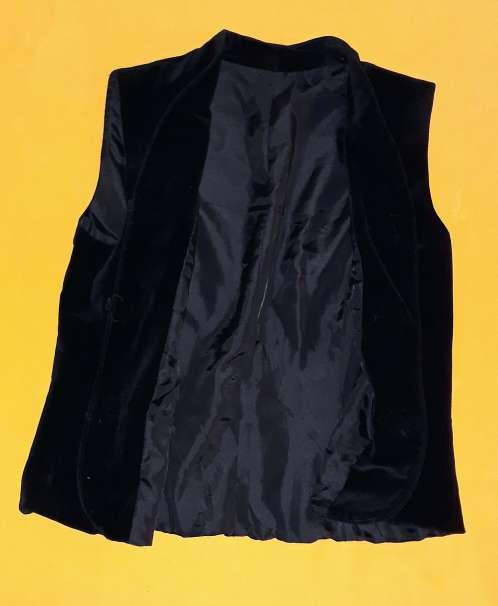Imagen producto Chaleco traje, talla M-L.  2