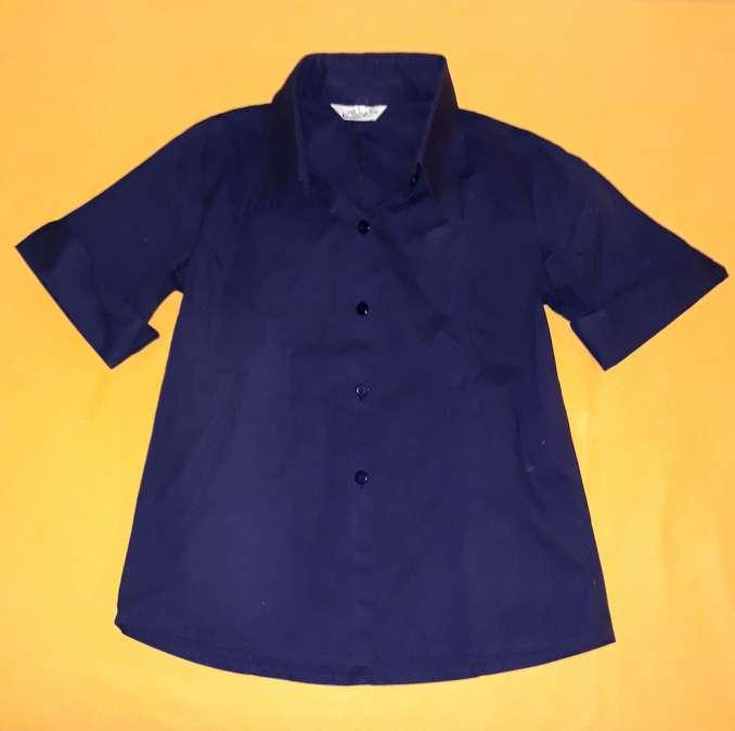Imagen producto Blusa camisa de mujer, talla L.  1