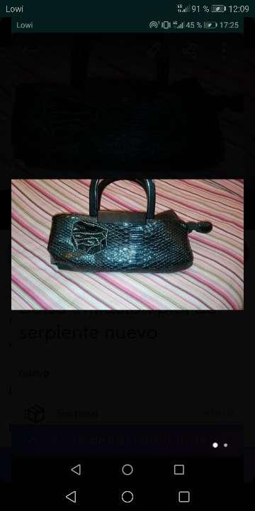 Imagen Bolso negro