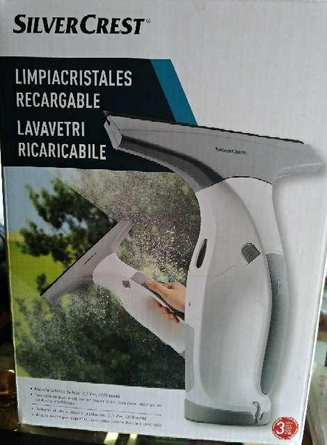 Imagen Limpiacristales Recargable.