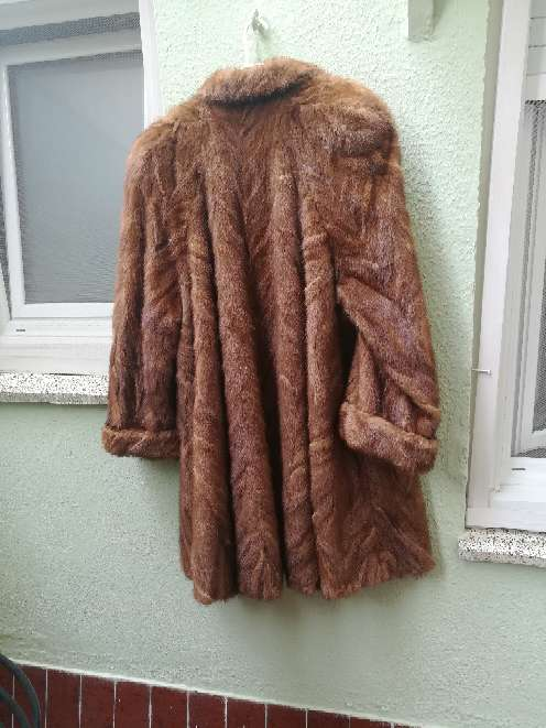 Imagen producto Abrigo de piel con garantia 3