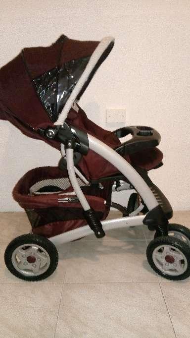 Imagen producto Coche - Carro de bebe GRACO. 1