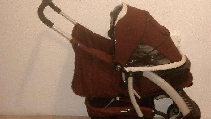Imagen producto Coche - Carro de bebe GRACO. 2