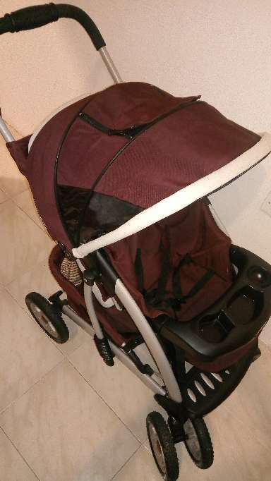 Imagen producto Coche - Carro de bebe GRACO. 5