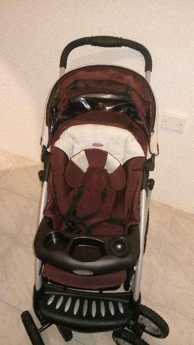Imagen producto Coche - Carro de bebe GRACO. 6