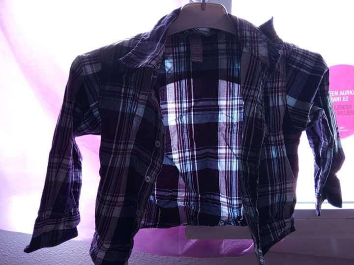Imagen producto Camisas 3/4 2