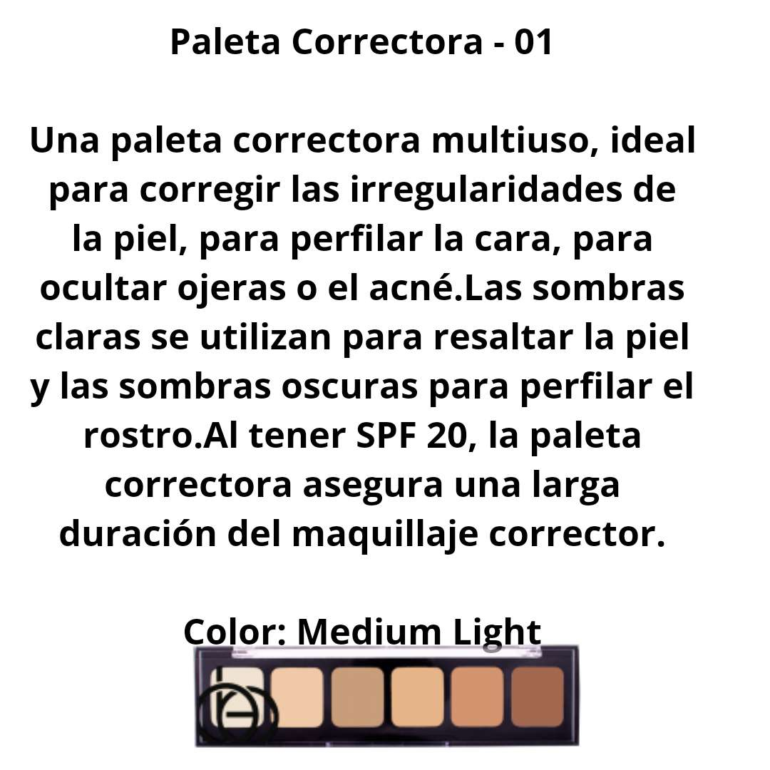 Imagen producto Combo cosmética beauty red 2