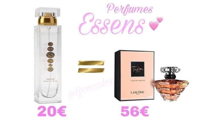 Imagen producto Perfume 50 ml 20€ 3