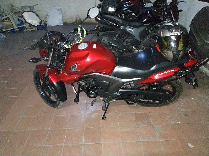 Imagen producto Vendo moto honda invicta  4