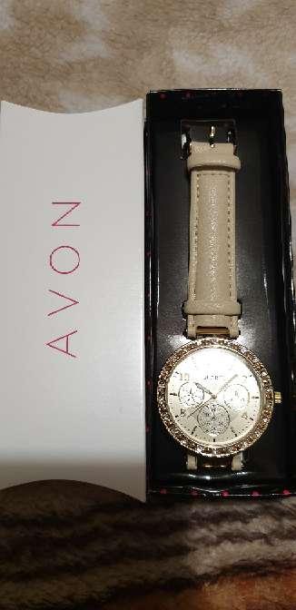 Imagen reloj caralisa de Avon