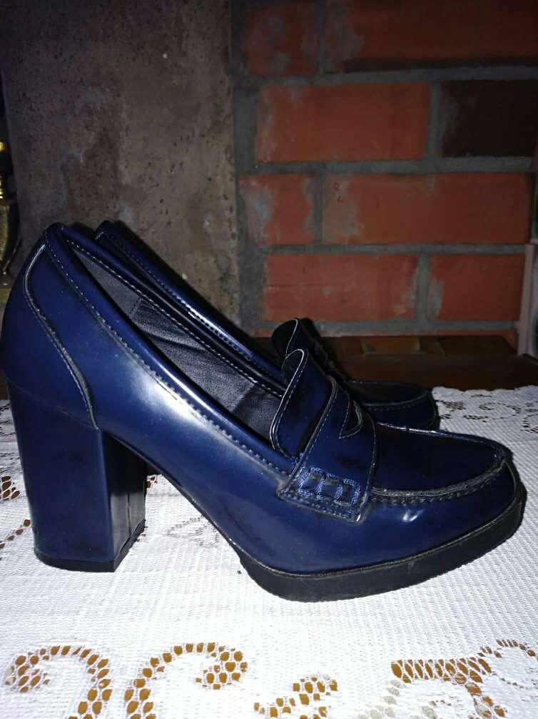 Imagen producto Zapatos tacón ancho 2