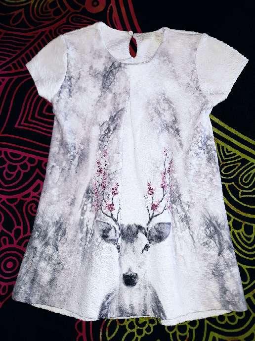 Imagen Vestido Zara Girls, 5 años.