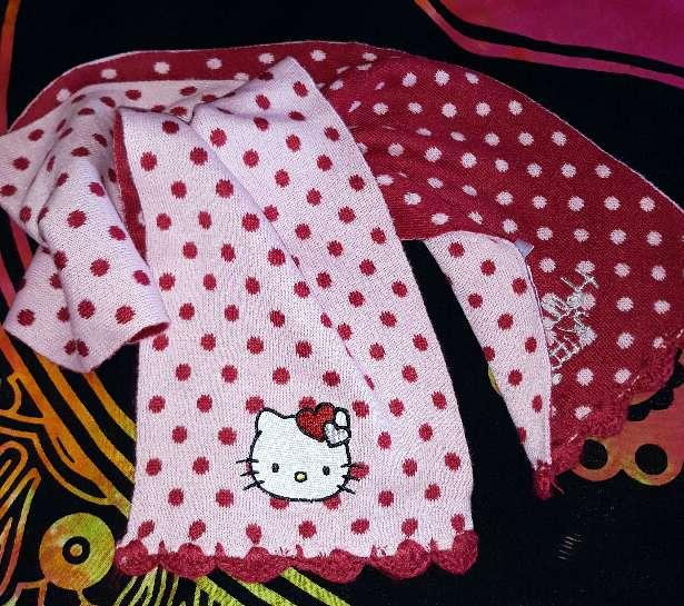 Imagen Bufanda Hello Kitty.