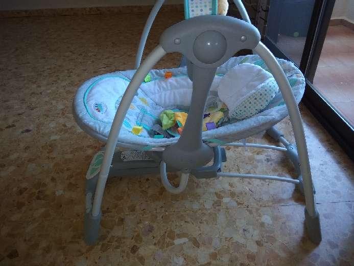 Imagen producto Columpio bebe 3