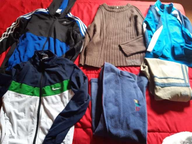 Imagen producto Lote ropa 11y 12  años 3