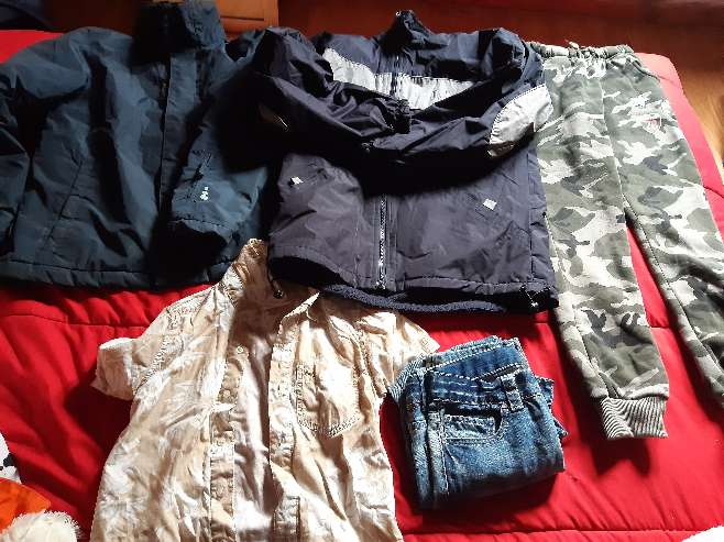 Imagen producto Lote ropa 11y 12  años 5