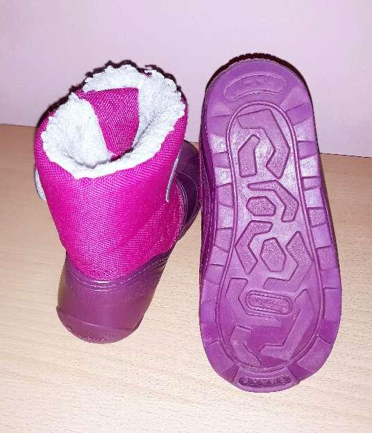 Imagen producto Botas nieve, núm 25.  2