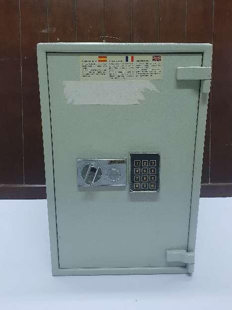 Imagen producto Caja fuerte sin llave  4