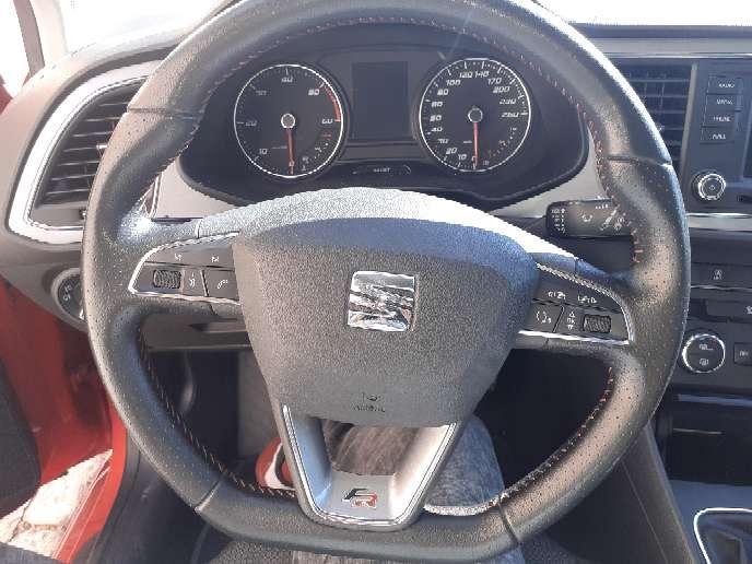 Imagen coche seat León