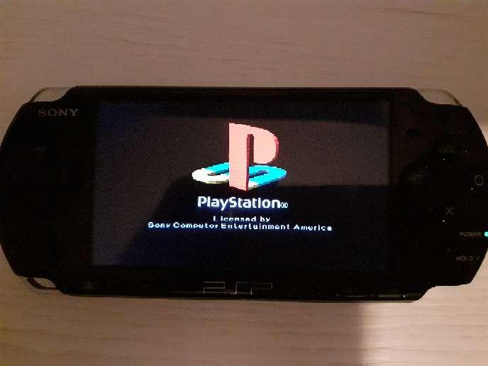 Imagen USB PARA PSP