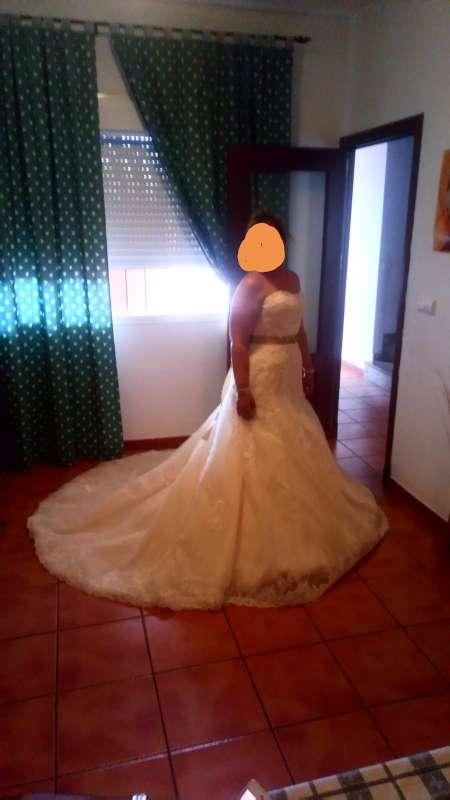 Imagen trage de novia