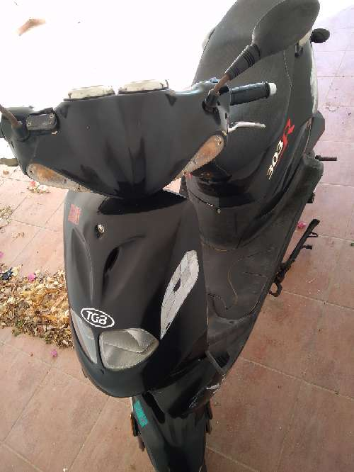Imagen scooter de 49cc ITV asta 2021