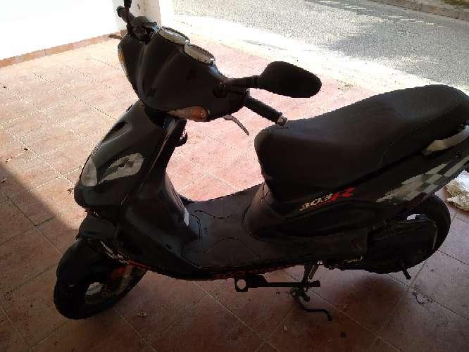 Imagen producto Scooter de 49cc ITV asta 2021 2