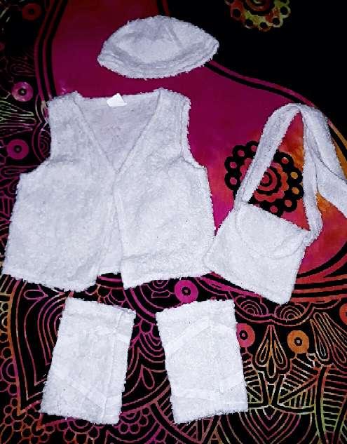 Imagen Disfraz Pastor, 5-7 años.
